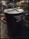 Ammonia Oil for Compressors - 55 gal