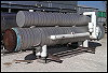 Vilter Ammonia Shell & Tube Liquid Chiller - 150 tons