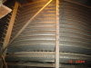 1991 I.J. White Double Spiral Freezer Conveyor