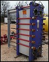 Alfa Laval M20 Plate and Frame Heat Exchanger - 1153 sq ft
